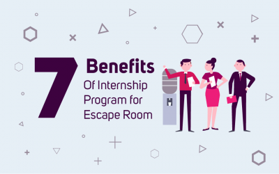 7 Benefits of Internship Program for Escape Room