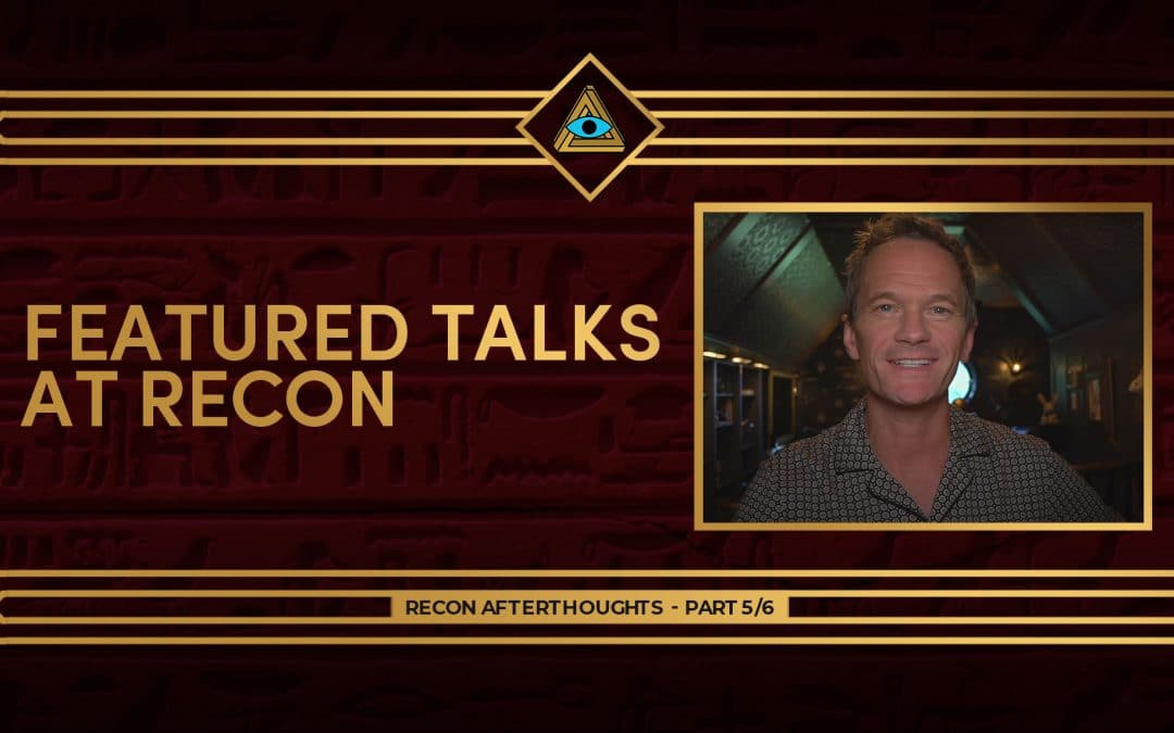 Recon '21 Afterthoughts – Featured talks – Part 5